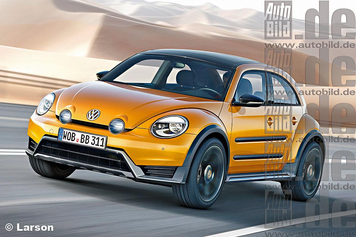 Vw Beetle Neue Modelle Ab 2019  Bilder  Autobildde