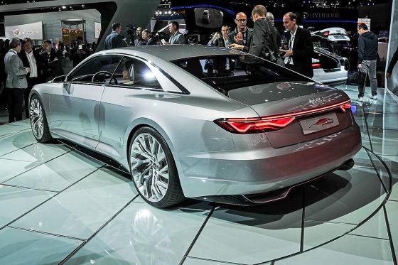 Los Angeles Auto Show 2014 Neue Autos Autobild De
