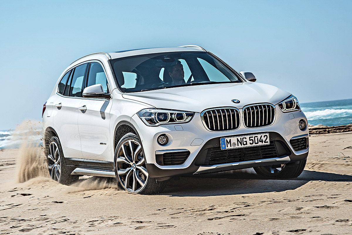 BMW X1 (F48): Vorstellung. Motoren und Preise - Bilder - autobild.de