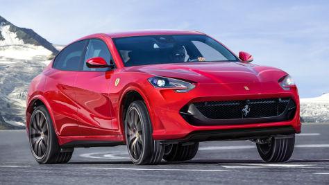 Ferrari  Autobildde