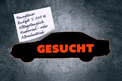 Youngtimer fr 5000 Euro Welches Auto ist das richtige  autobildde