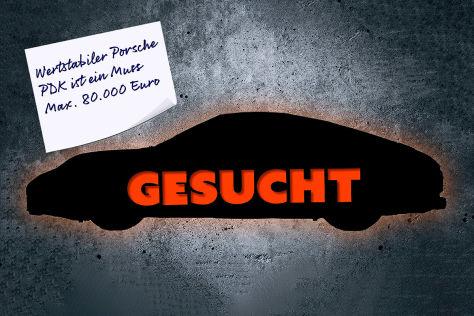 Porsche bis 80000 Euro Welches Auto ist das richtige  autobildde