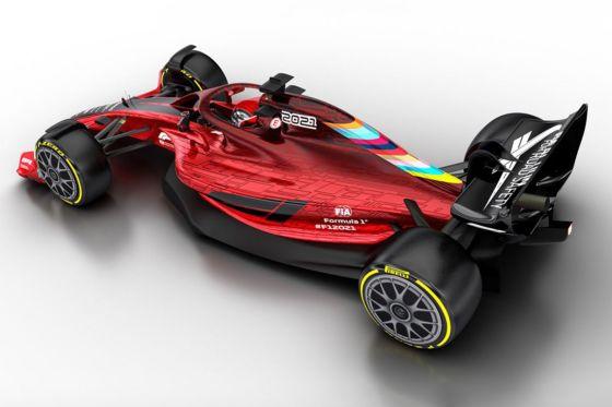 formel 1 neue autos 2021 weitere