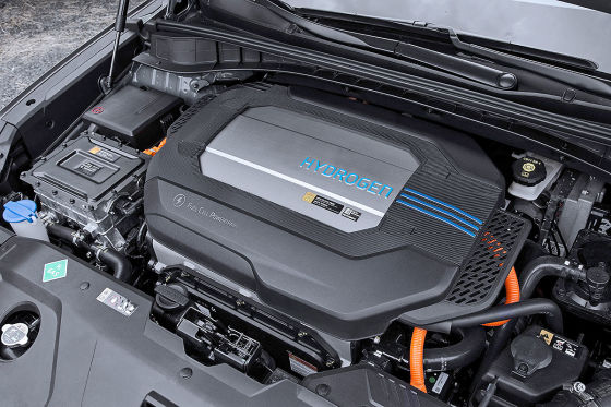 So schlägt sich der Wasserstoff-Hyundai