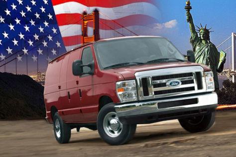 Chevrolet Express GMC Savana und Co  die groen Vans