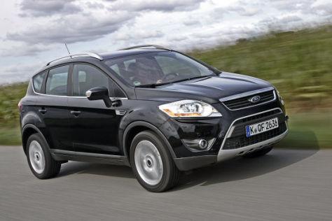 Ford Kuga Preise Weltweit Autobildde