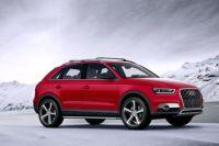 Audi Q3 Vail: Detroit 2012 - autobild.de