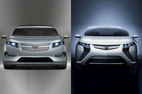 Opel Ampera und Chevrolet Volt Verbesserung am Khlsystem  autobildde