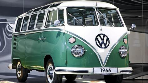 VW Bus T1  autobildde