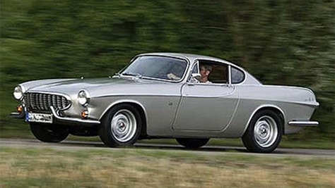 It's been 50 years since volvo introduced the p1800, one of the swedish brand's most iconic cars ever. Volvo P1800 - autobild.de