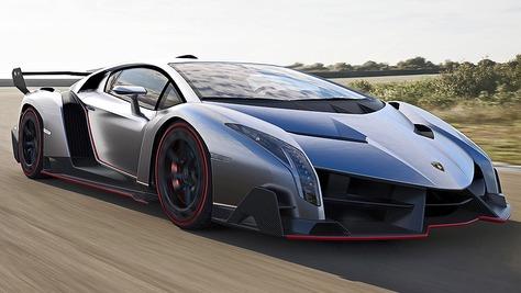 Lamborghini Autobildde