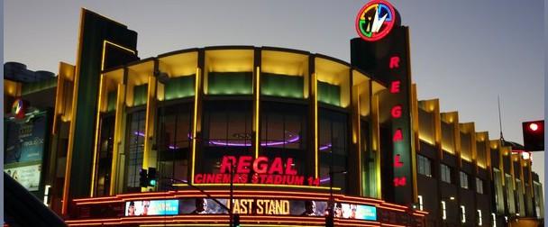 Regal Cinemas LA LIVE Stadium 14 tickets and event calendar  Los Angeles CA  AXScom