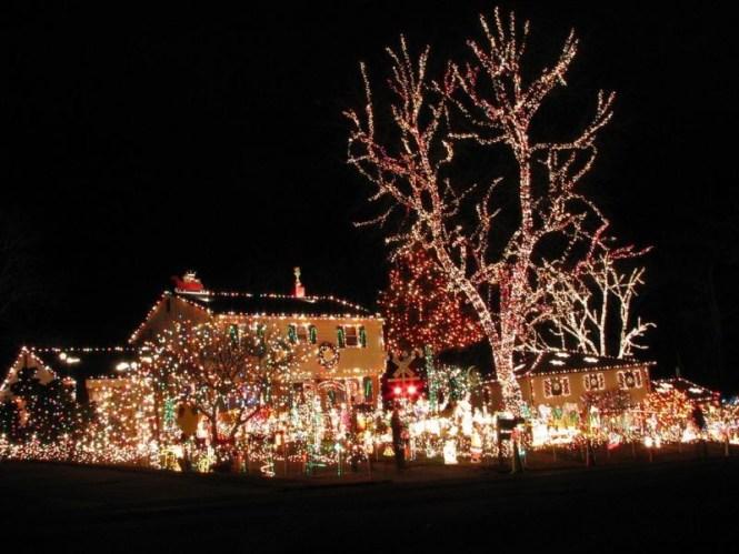 Easy Outdoor Christmas Lights Photo 6