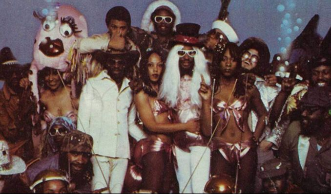 Image result for george clinton parliament funkadelic