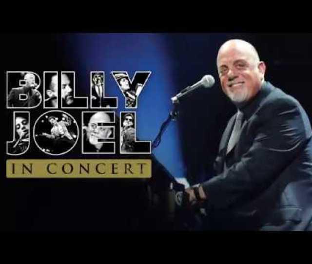 Billy Joel Postpones June Residency Show In New York At Msg Due To Health Issues