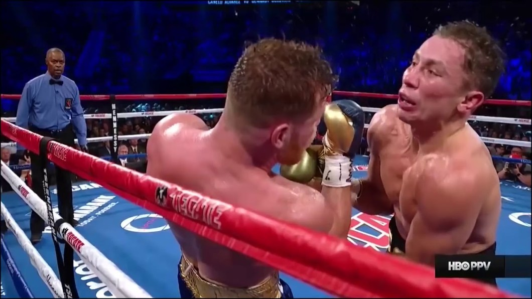 Image result for canelo ggg