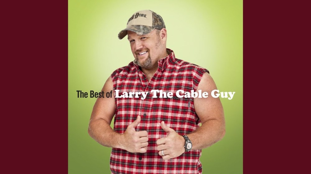 medium resolution of larry the cable guy coming to the theatre at grand prairie spring 2019