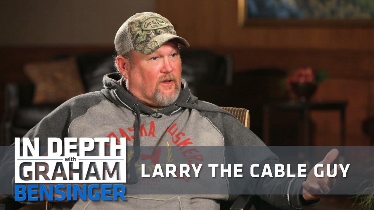 hight resolution of larry the cable guy announces performance at golden nugget lake charles