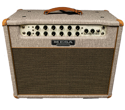 MesaBoogie Lone Star Special 1x12 Combo  Fawn Slub Bronco with Gold Jute Grille  Maurys Music