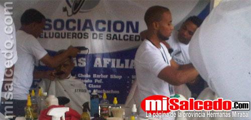 misalcedo.com - Asociación de Peluqueros de Salcedo (APS). Realiza con una Actividad de Peladas Gratis