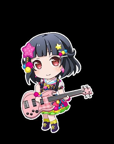 Members List Bandori Party BanG Dream! Girls Band Party