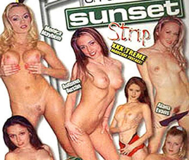 Ron Jeremy On The Loose Sunset Strip