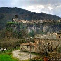 Вулканическая деревня