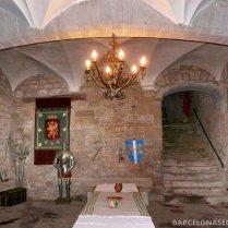 замки каталонии