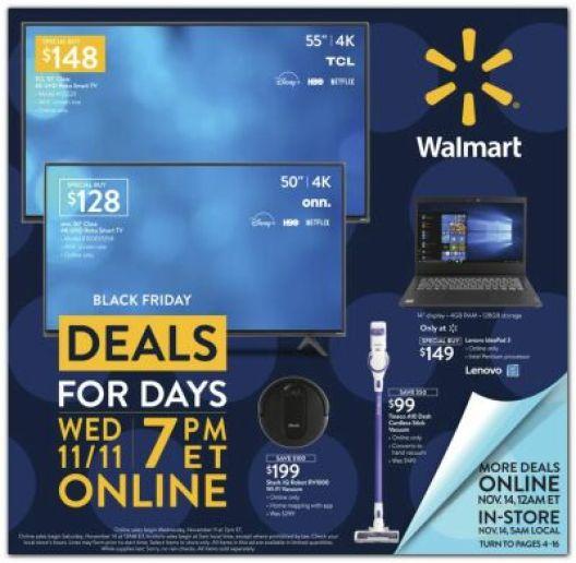 Walmart Black Friday 2020 Ad, Deals & Sales   BlackFriday.com