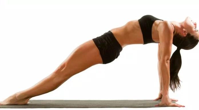 yoga giảm cân 8