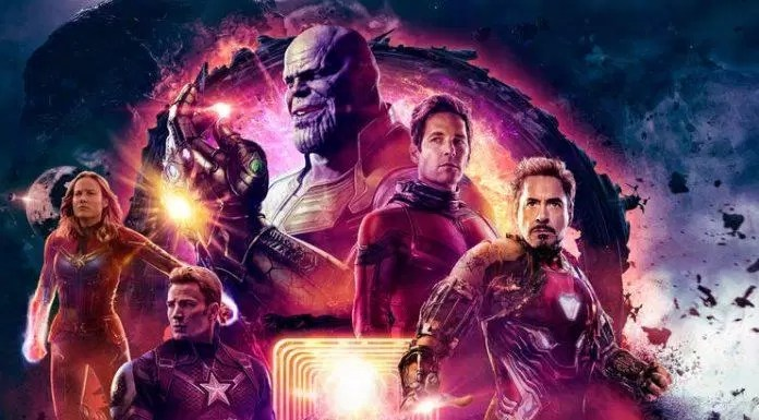 Poster Phim Avengers Hồi Kết (nguồn: internet)