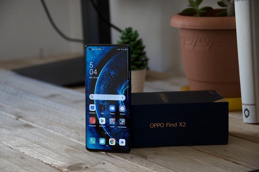 Oppo Find X2 Pro, análisis: tratar de tú a tú a los mejores es posible pero no sale barato