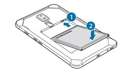 La Galaxy Tab Active 2 aparece en renders con S-Pen