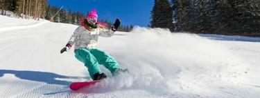Los mejores deportes de nieve que puedes probar esta Navidad