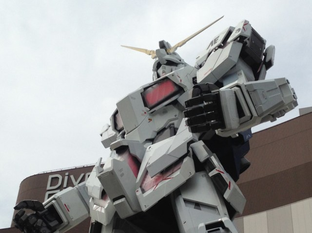Unicorn Gundam Japon 20