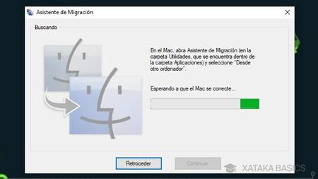 Asistente De Migracion Windows