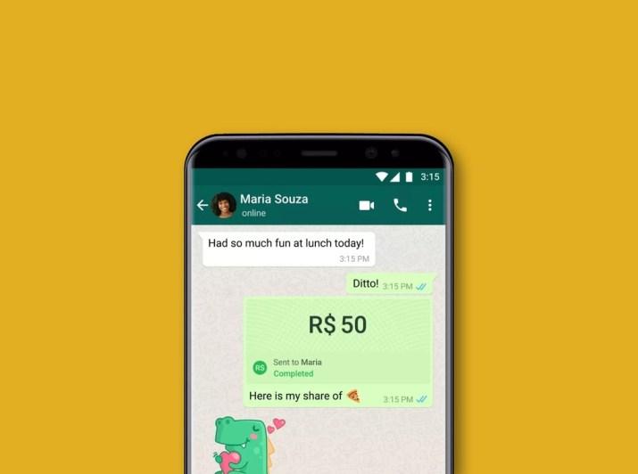 WhatsApp despliega su sistema de pagos en Brasil: envío y recibo de dinero entre usuarios directamente en los chats