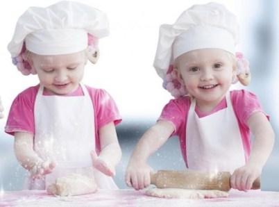 Ninas Cocinando