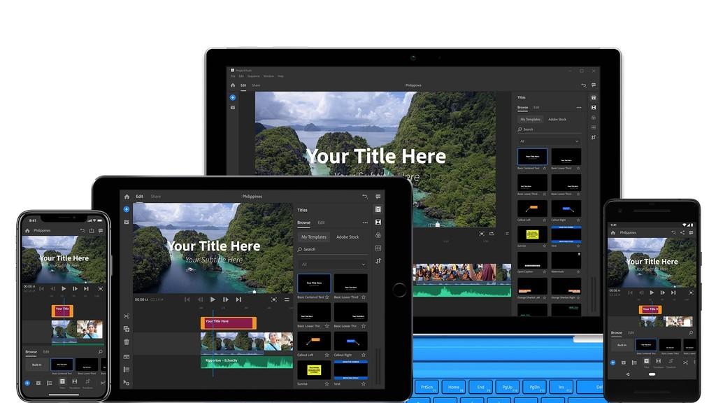 Permalink to Premiere Rush CC, la nueva herramienta de Adobe para editar vídeo fácil y rápidamente