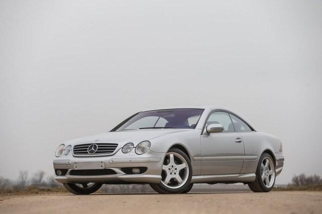 Mercedes Benz Cl 63 Amg