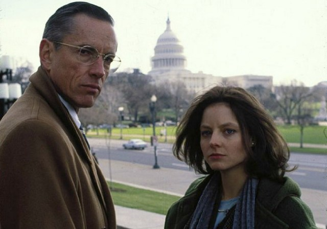 Clarice Starling And Jack Crawford