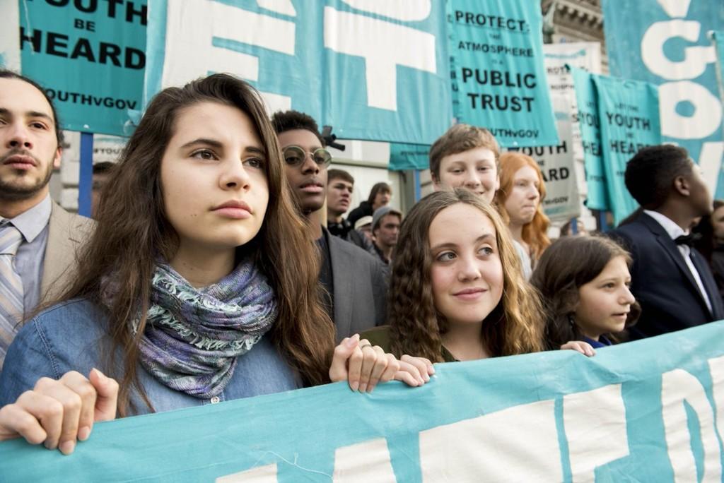 Permalink to Decenas de niños están demandando a sus gobiernos en todo el mundo por el clima y, por ahora, la Justicia les está dando la razón