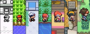 Todos los games de la serie esencial de Pokémon ordenados de peor a mejor