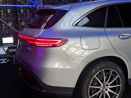 Mercedes Benz Eqc 1