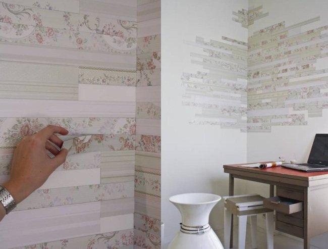 Una buena idea revestimientos magnticos para la pared