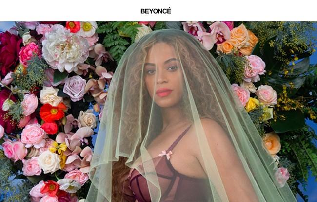 Foto Beyoncé embarazada