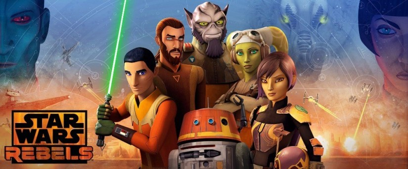El mejor Star Wars es animado: 'Star Wars Rebels' captura el ...