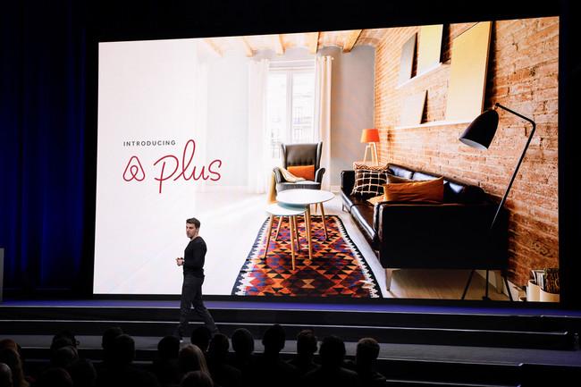 Keynote Airbnb Plus