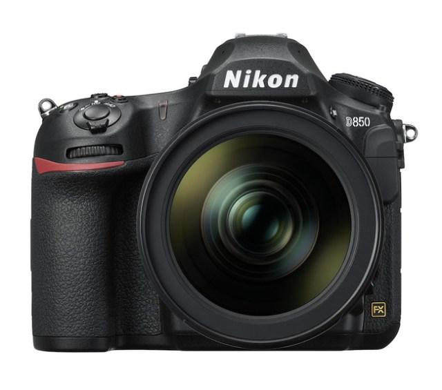Nikon Announces D850 High Resolution Dslr Camera 1