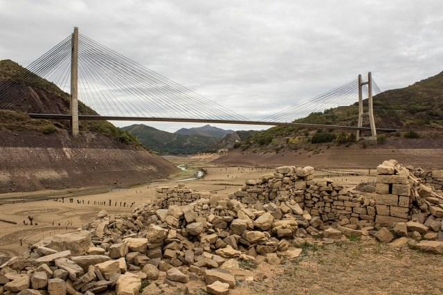 Embalse De Distritos De Luna 1 October 2017
